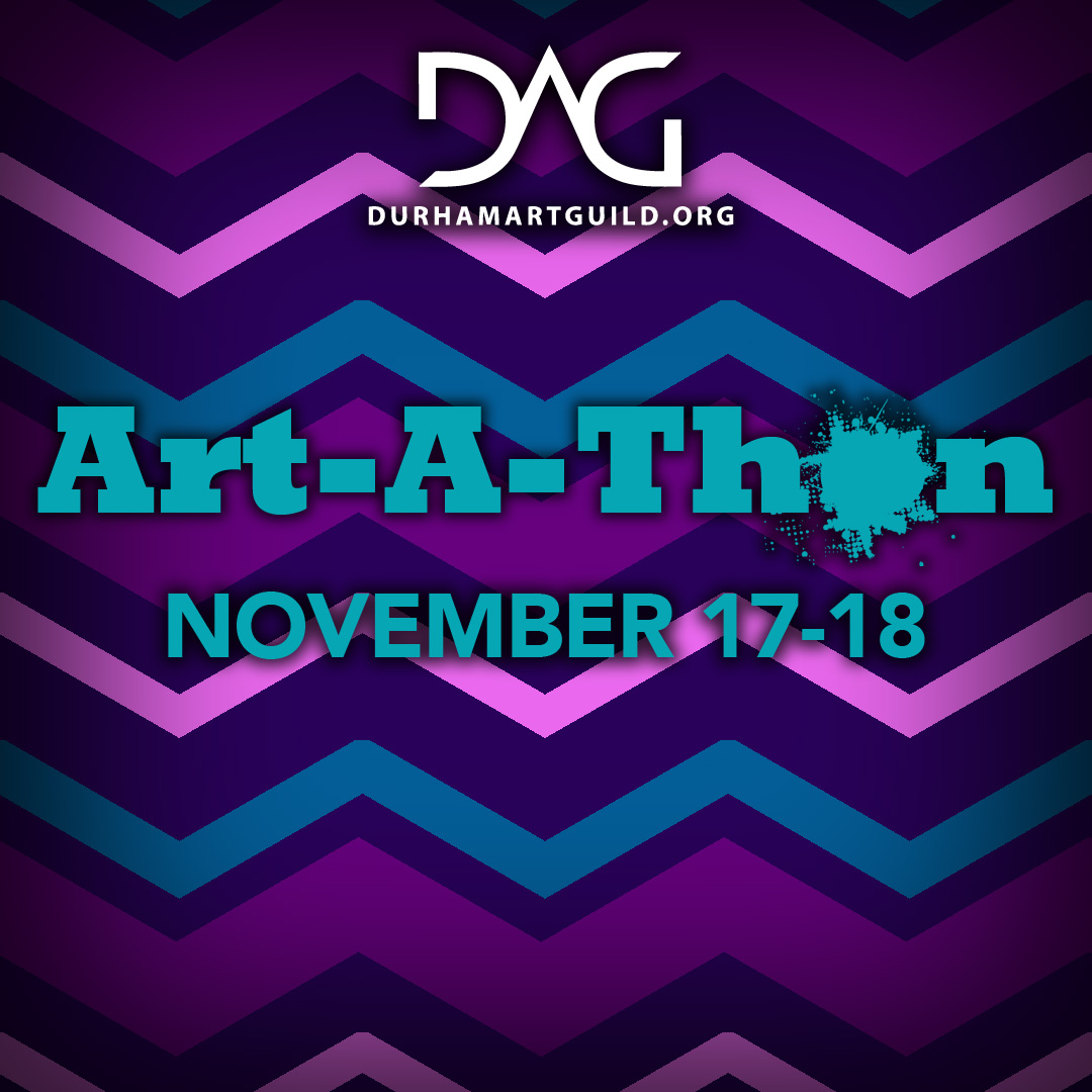 Art A Thon And Holiday Market Nov 17 And 18 Durham Art Guild